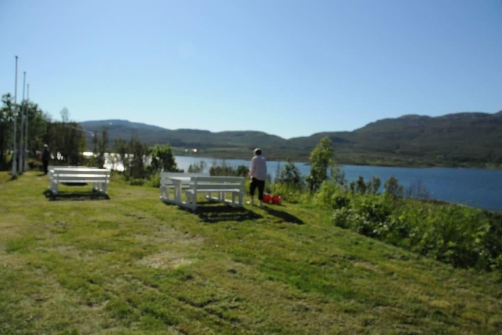 Sandnes Fjord Camping Small Cabin Persons Cabins