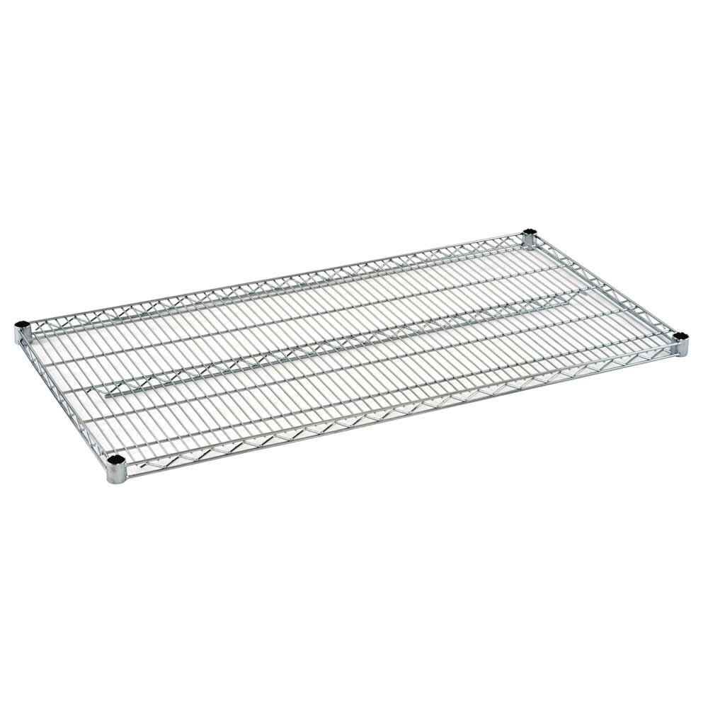 Sandusky Lee Ws Chrome Steel Wire Shelving