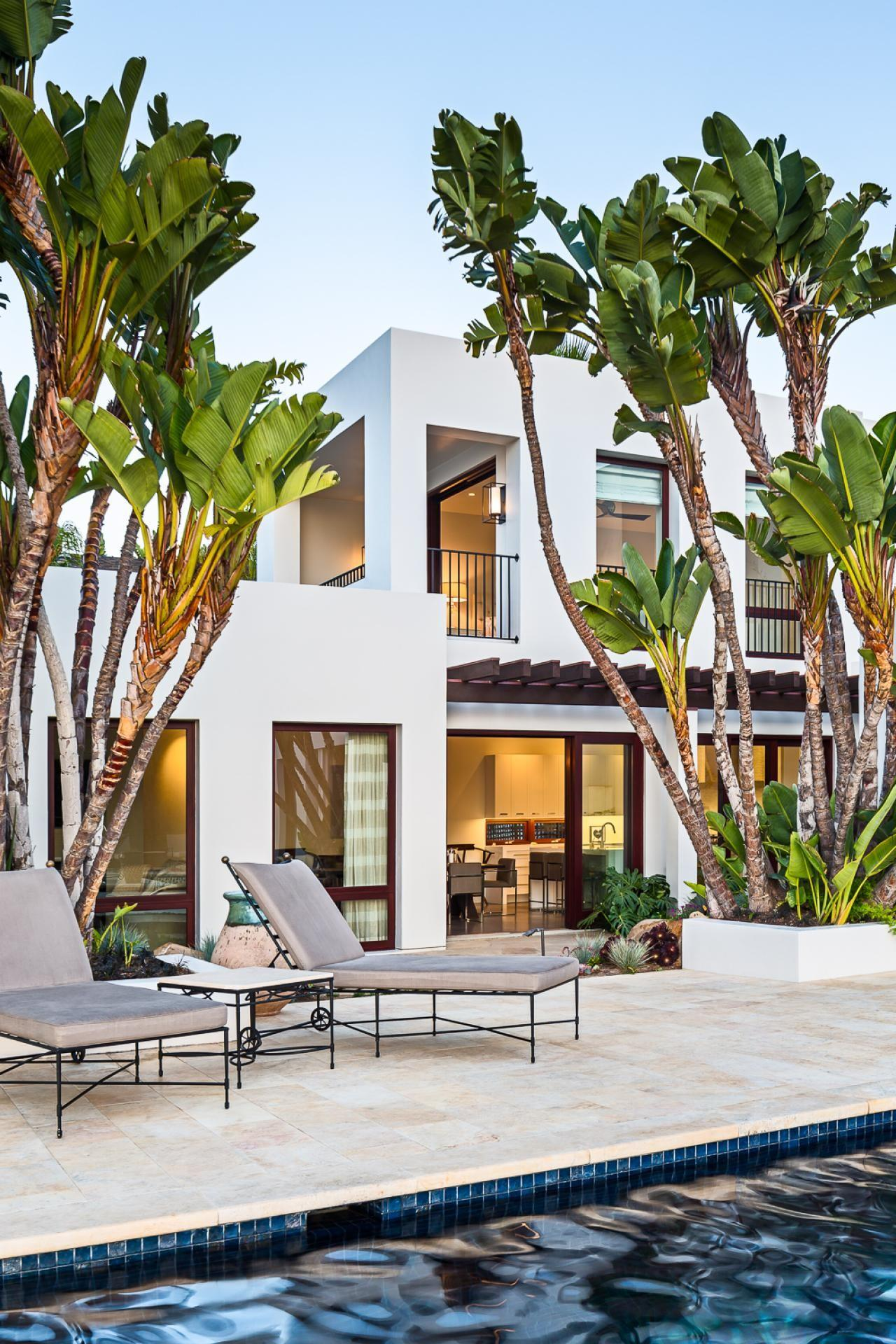 Santa Barbara Coastal Beach Guest House Nma Architects