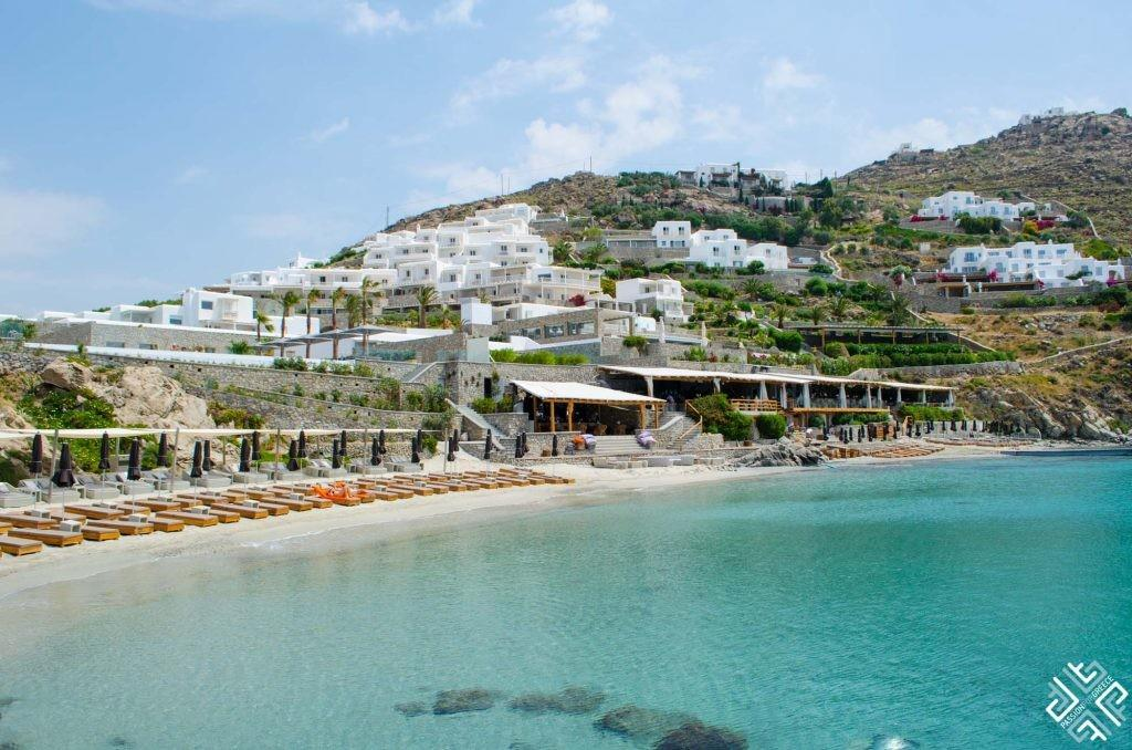 Santa Marina Luxury Collection Resort Mykonos