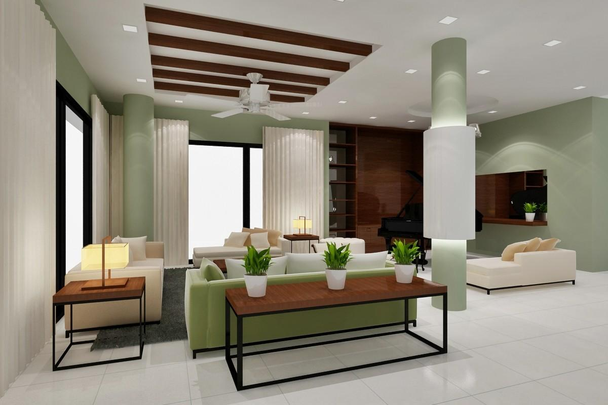 Sarang Interiors Modern Tropical Interior Design