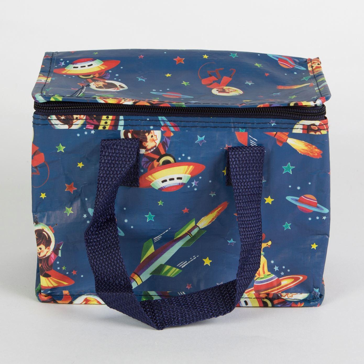 Sass Belle Insulated Recycled Lunch Box Cool Picnic
