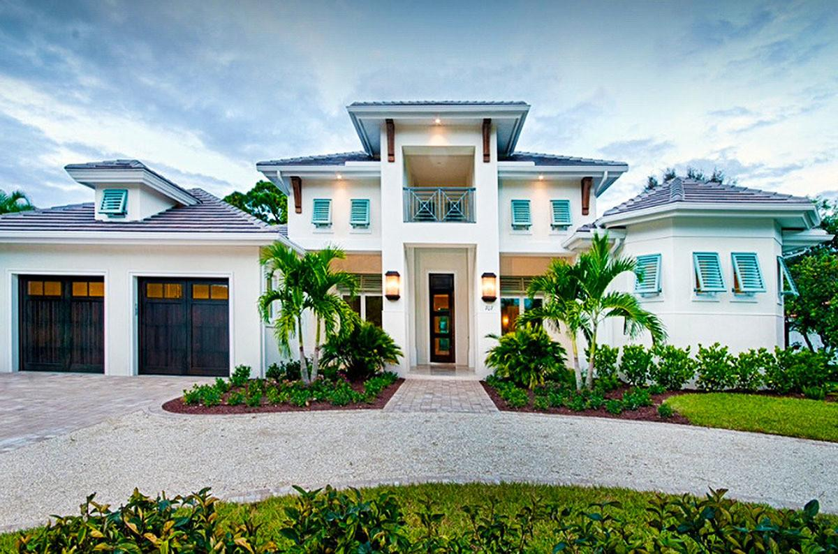 Sater Luxury Home Plans