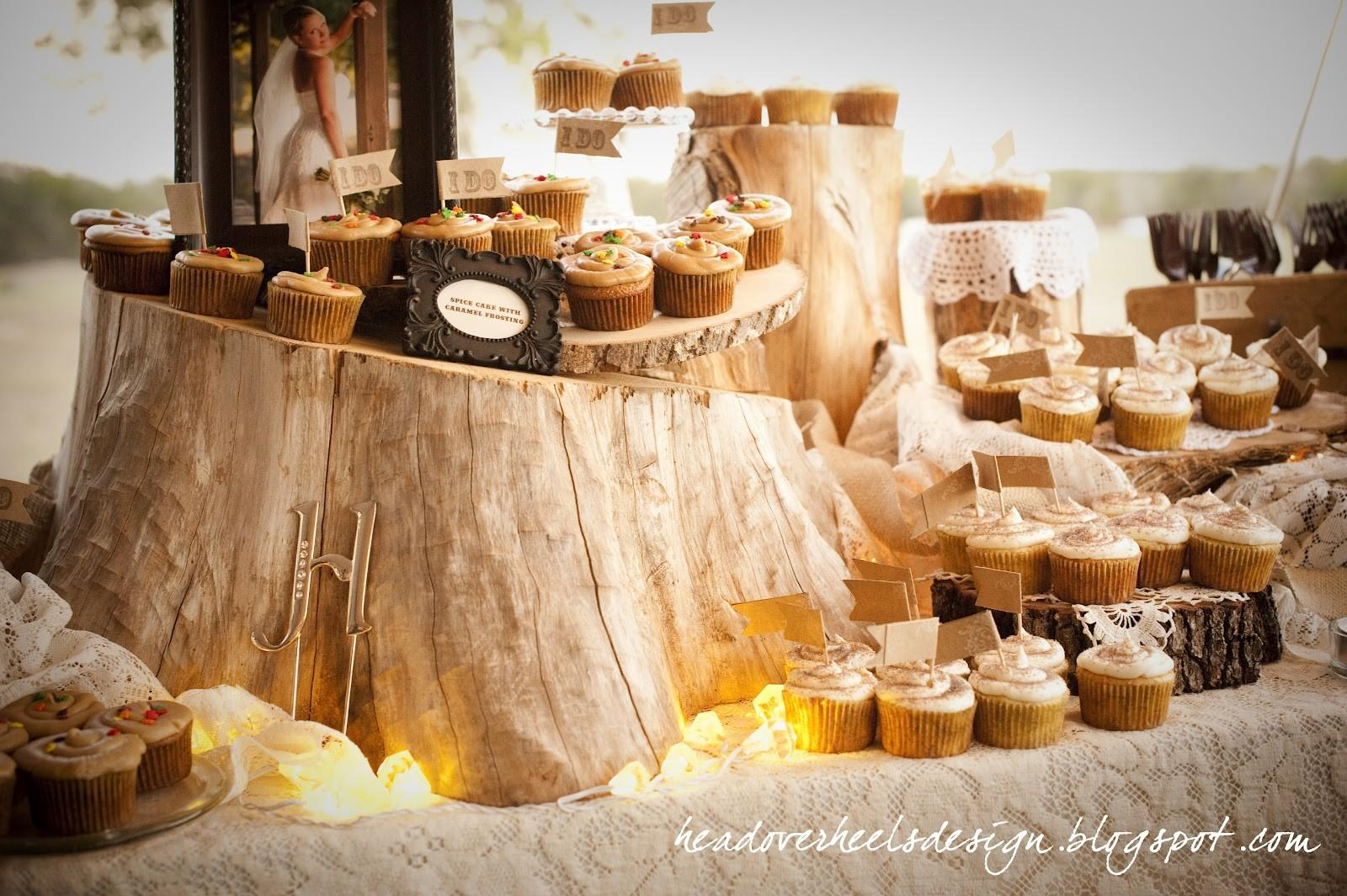 Say These Fab Rustic Wedding Decorations
