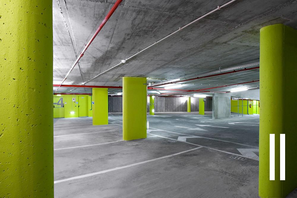 Says Parking Garages Can Beautiful Atelier Drome