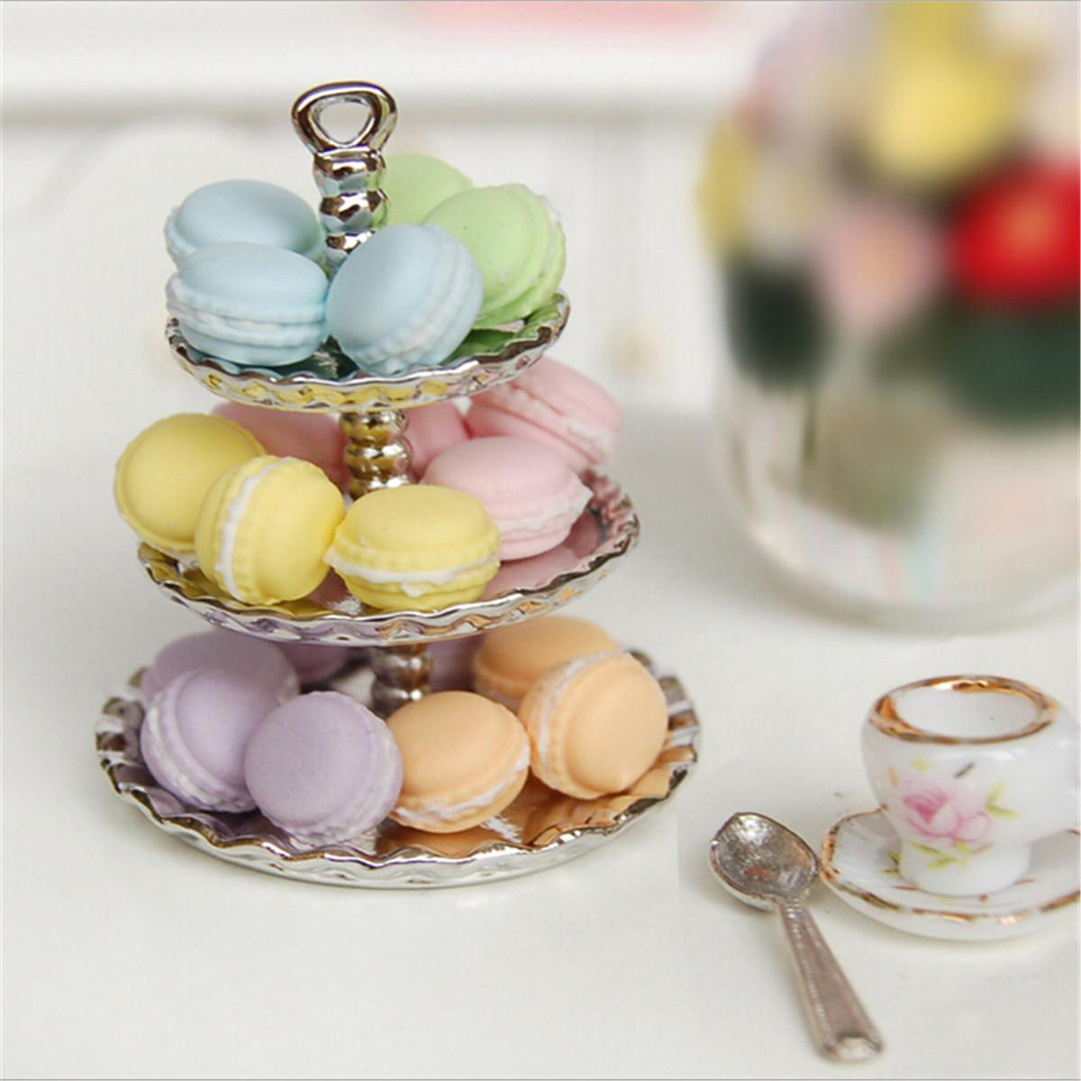 Scale Dollhouse Mini Ornaments Decoration French