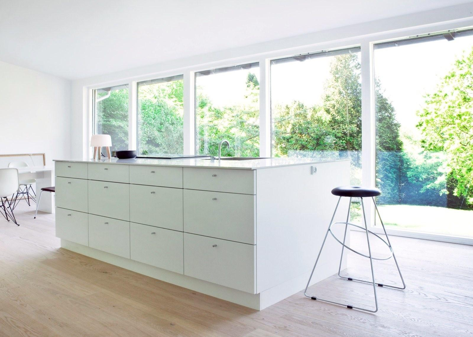 Scandinavian Block Kitchen Forest House Norm