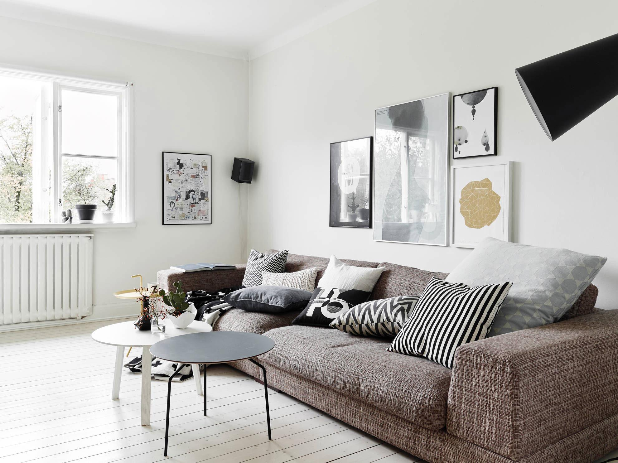 Scandinavian Interior Design Apartment Kungsladug Rds