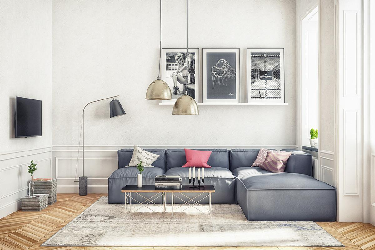 Inspirational Scandinavian Living Rooms That You Would Love To ...