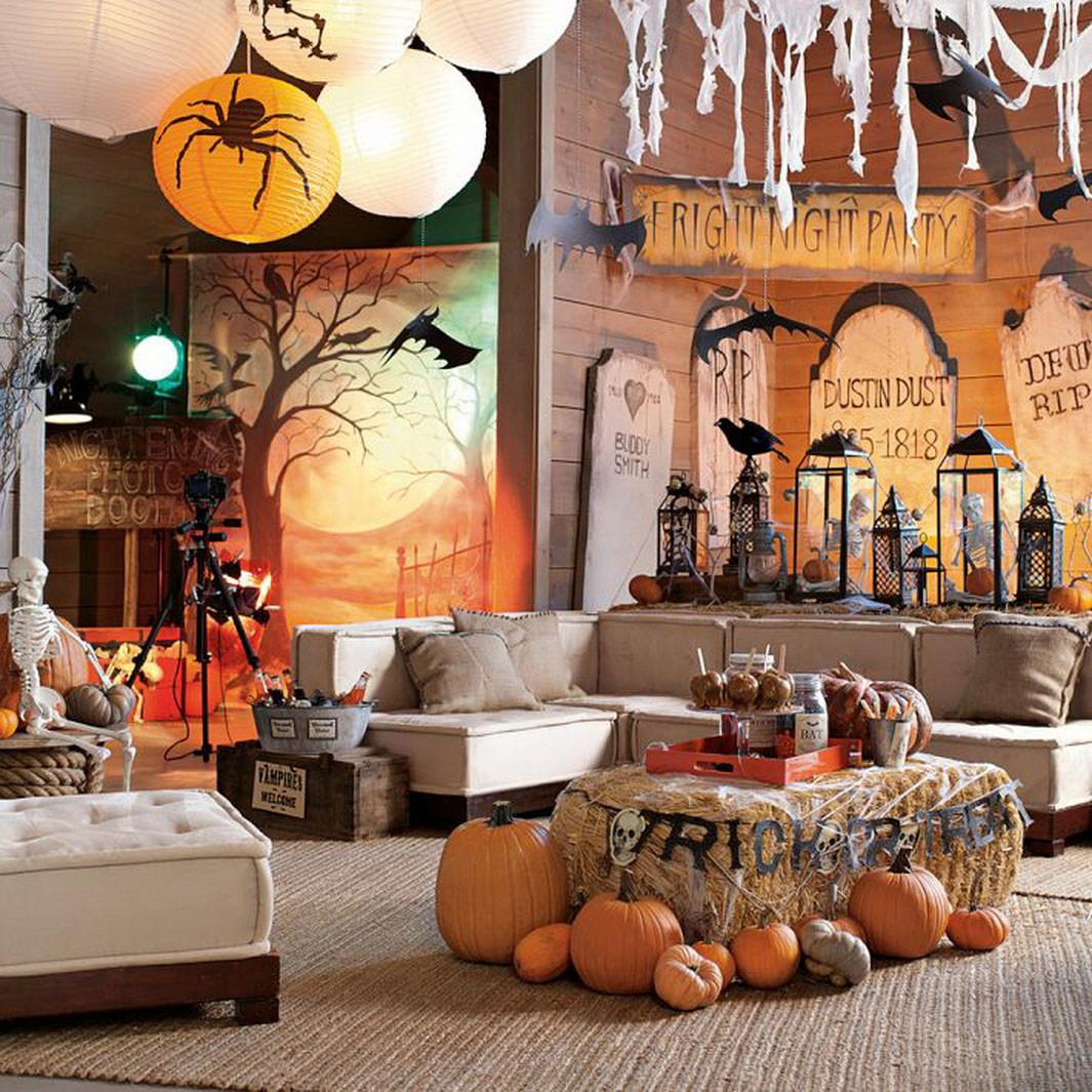 Scary Halloween Party Decoration Ideas Myideasbedroom