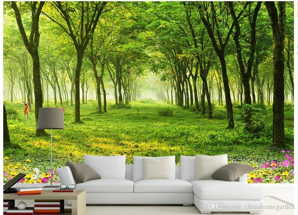 Scenic Wall Murals Makeup Our