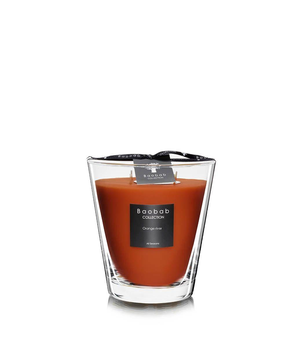 Scented Candles Baobab Collection Orange River