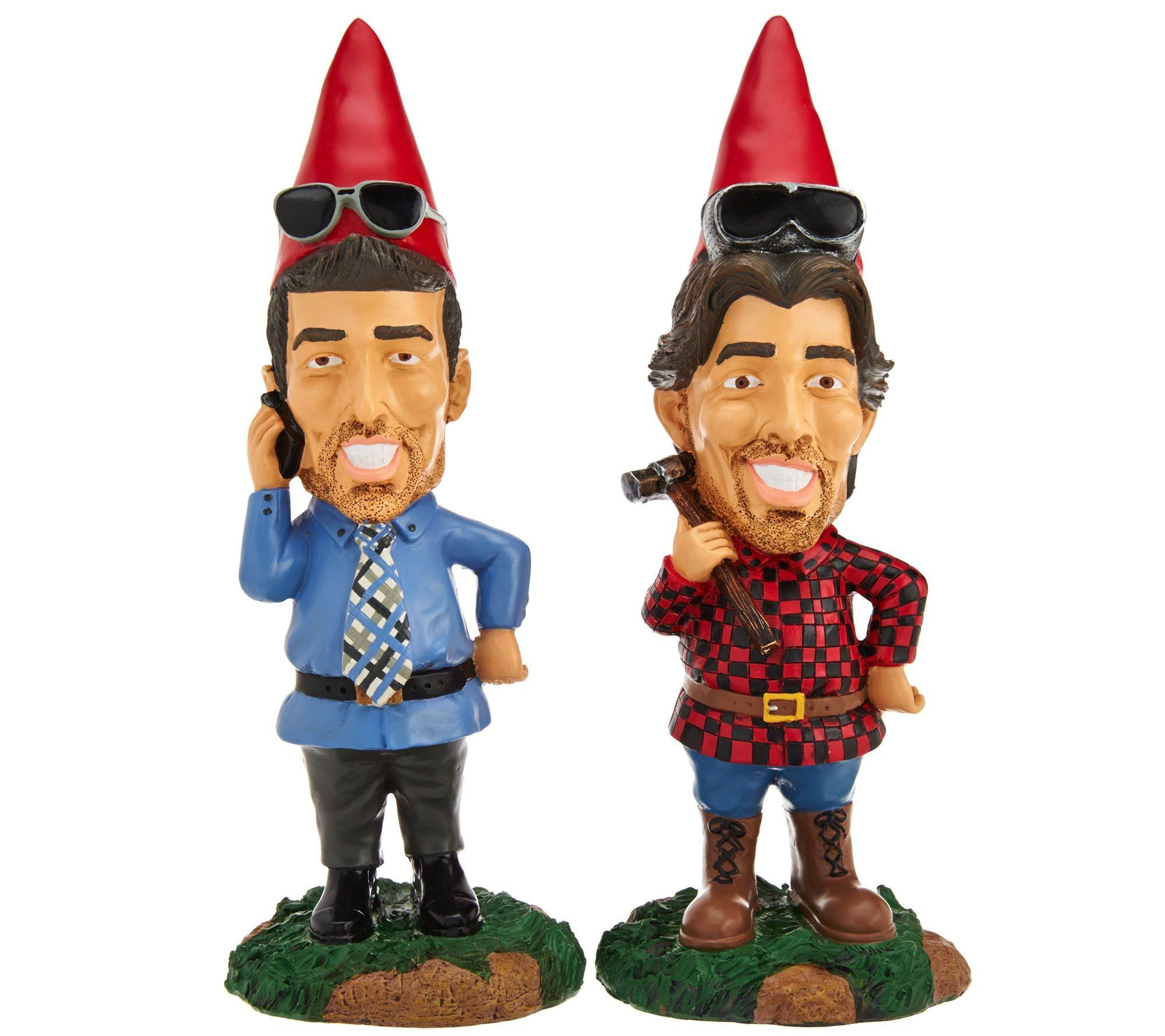 Scott Living Limited Edition 2016 Brother Gnomes
