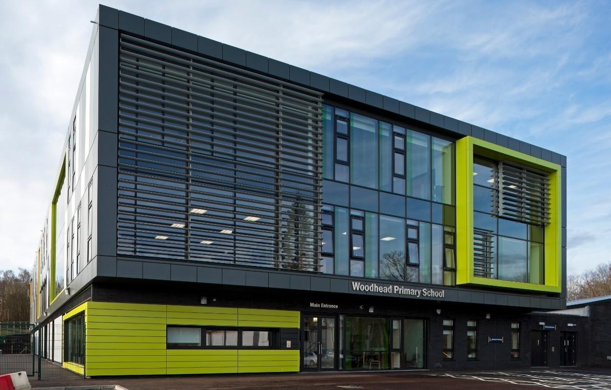 Scottish Government Detail School Building Programme