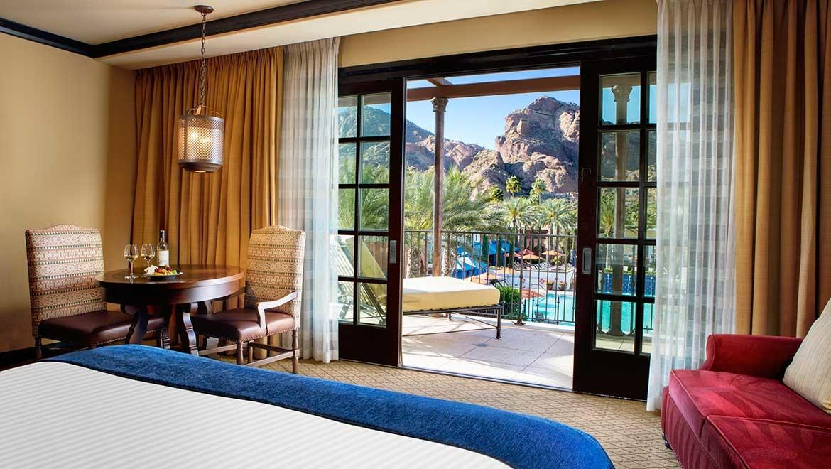 Scottsdale Luxury Hotels Omni Resort Spa