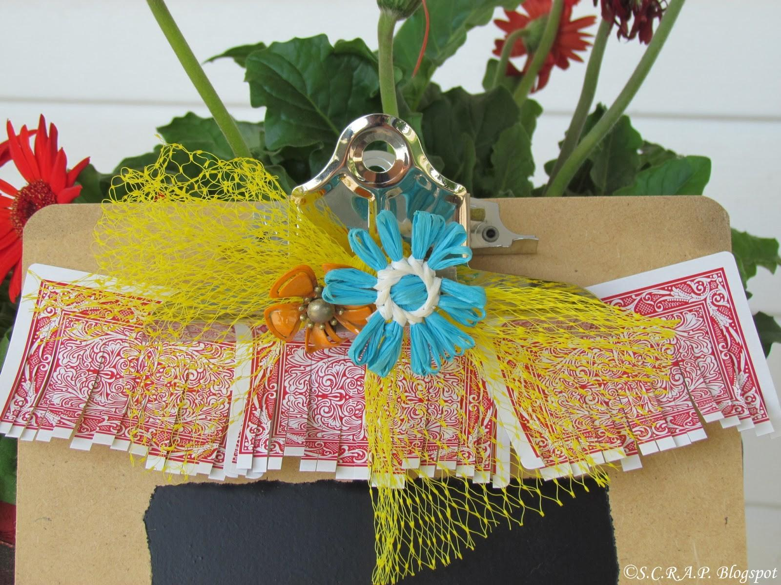 Scraps Creatively Reused Recycled Art