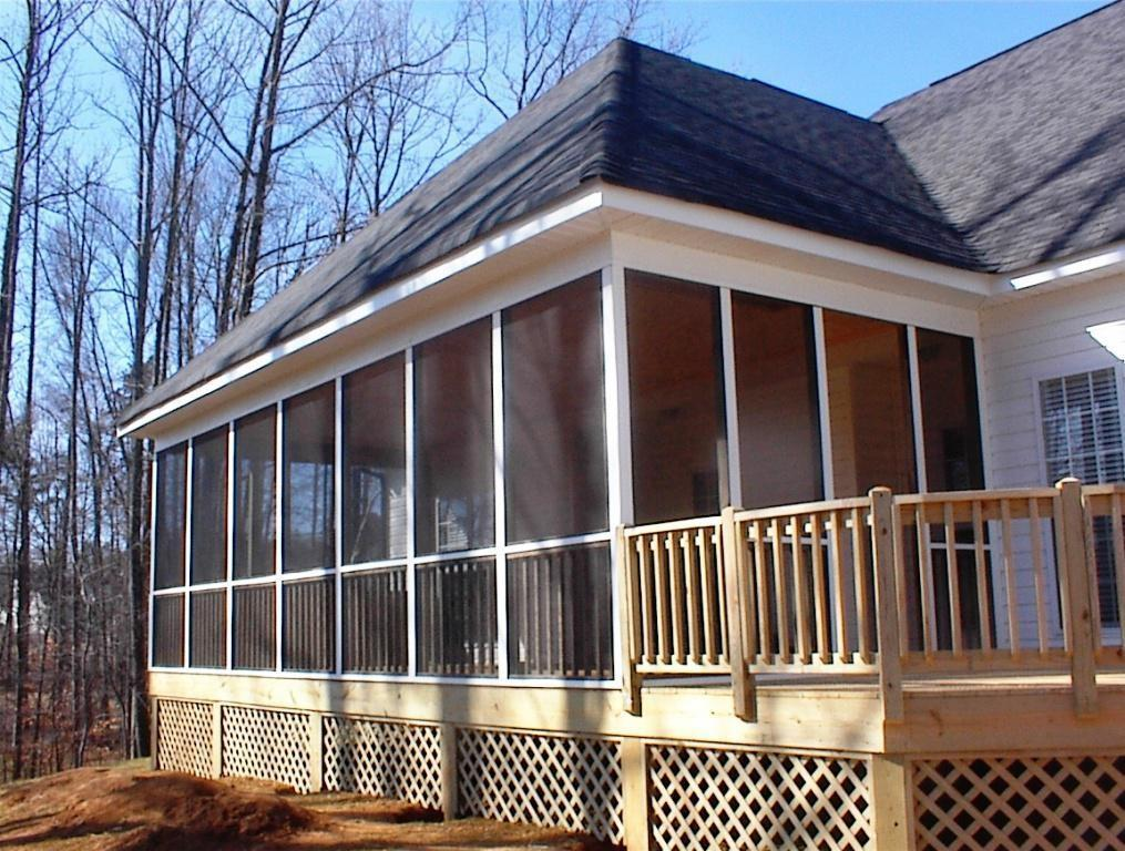 Screen Porch Ideas Decorating