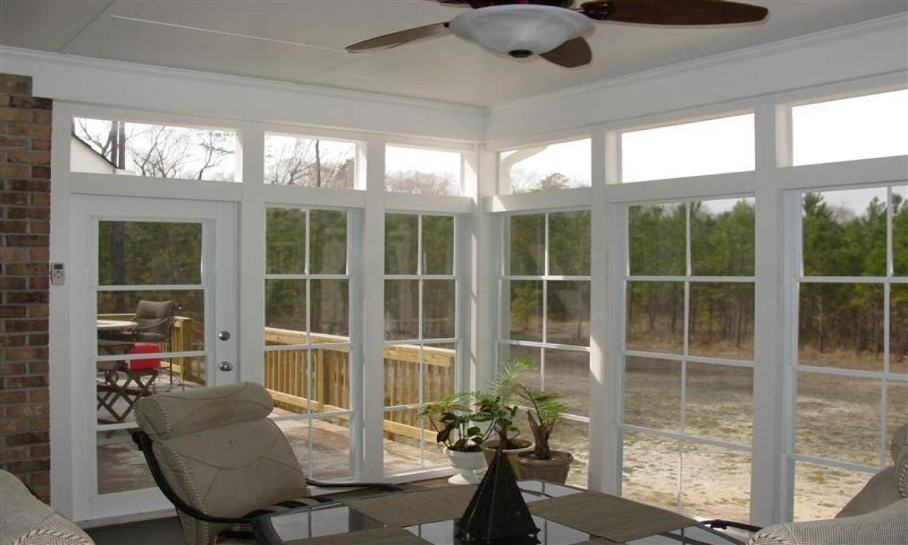 Screen Porch Ideas Roof Designs Screened