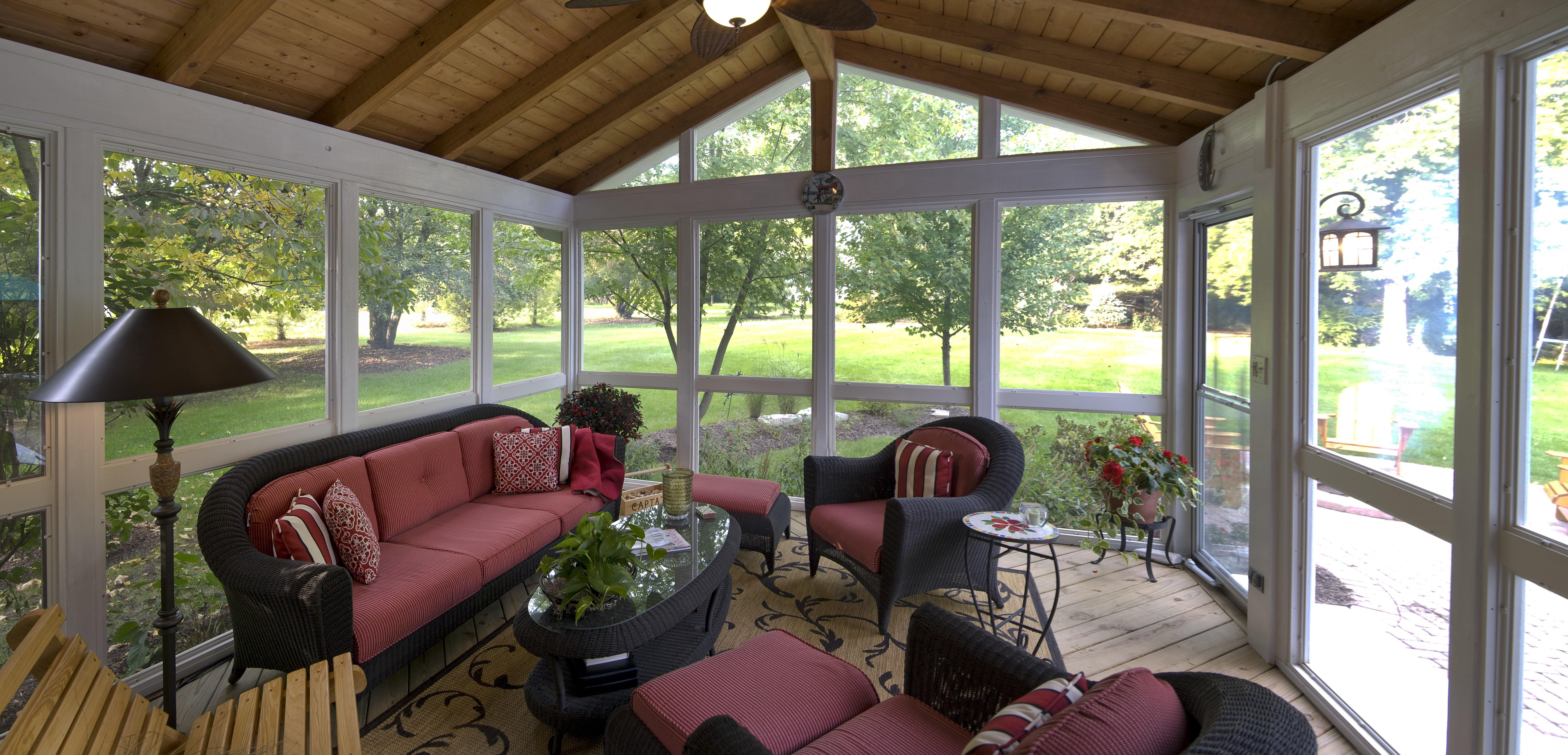 Screen Rooms Sunrooms Additions Difference