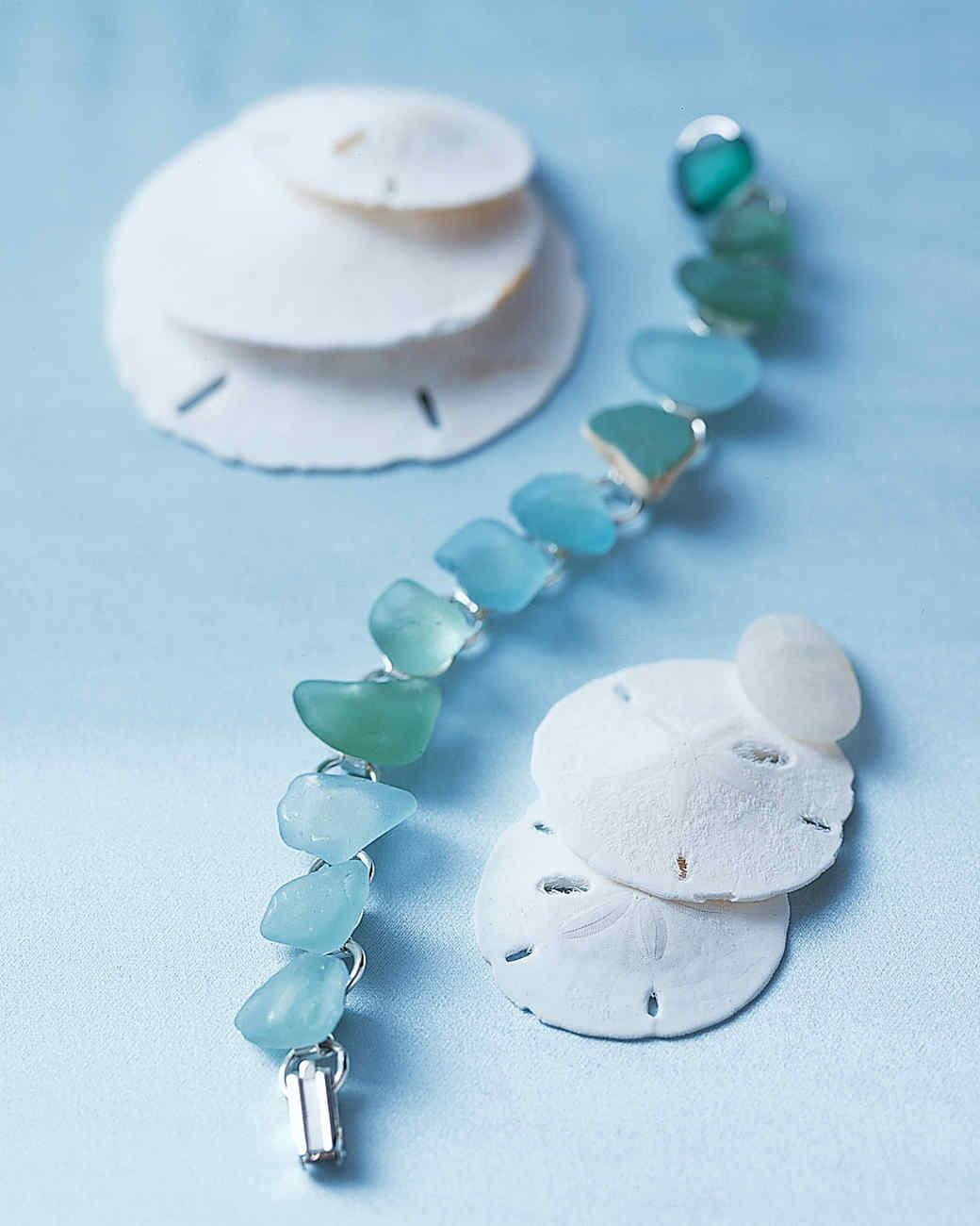 Sea Glass Bracelet Martha Stewart