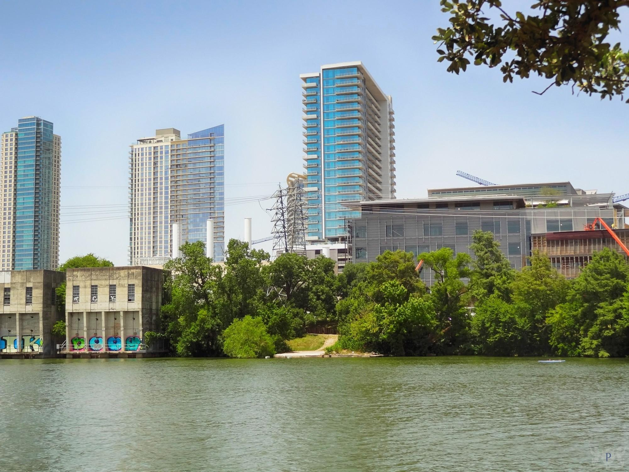 Seaholm Residences New Austin Central Library