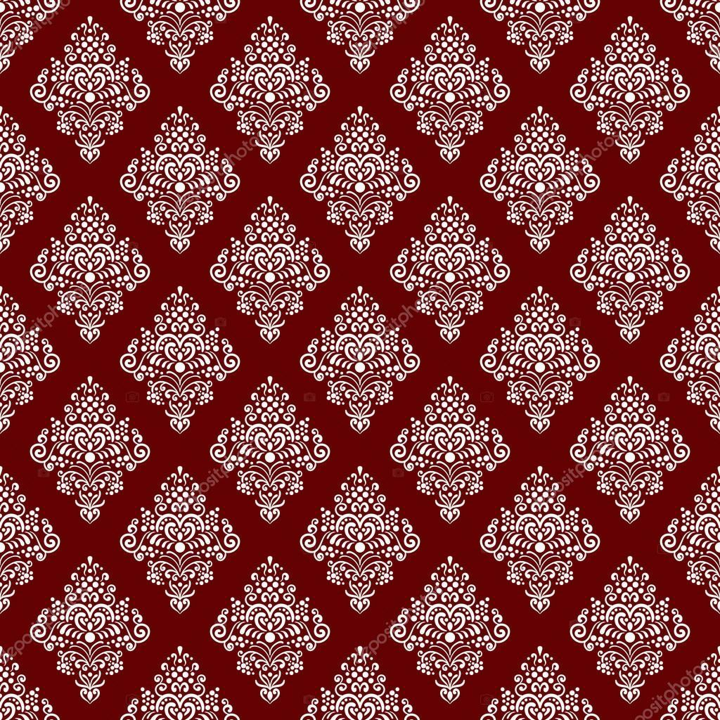 Seamless Old Style Pattern Vintage Classic