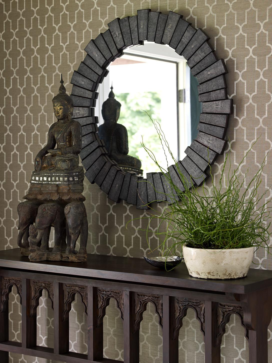 Search Perfect Round Mirror Driven Decor