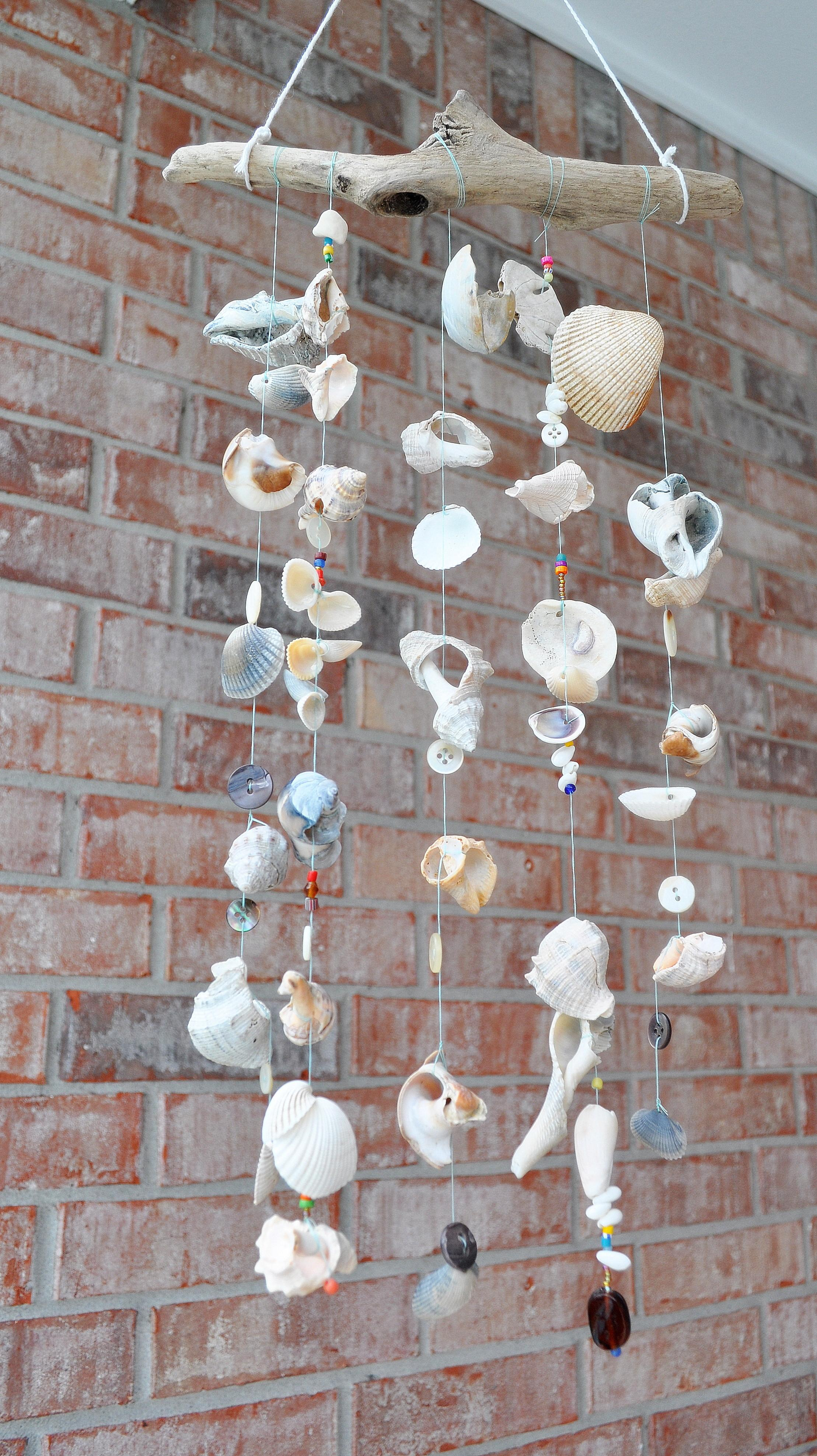 Seashore Windchimes Home Sweet Homemade