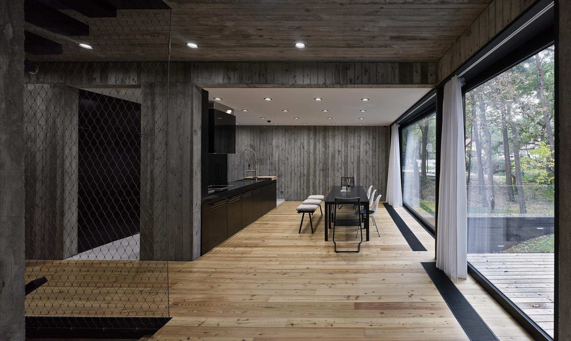 Seaside House Ultra Architects Archdaily