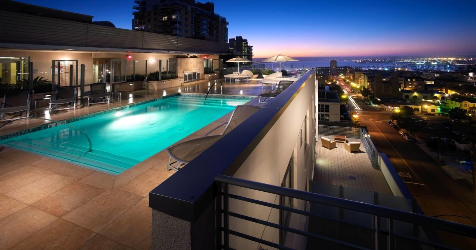 Seattle Luxury Apartments Downtown Brucall