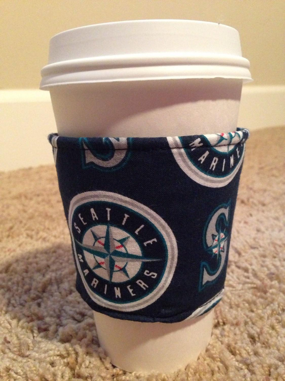 Seattle Mariners Cup Cozy Insulated Sleeve