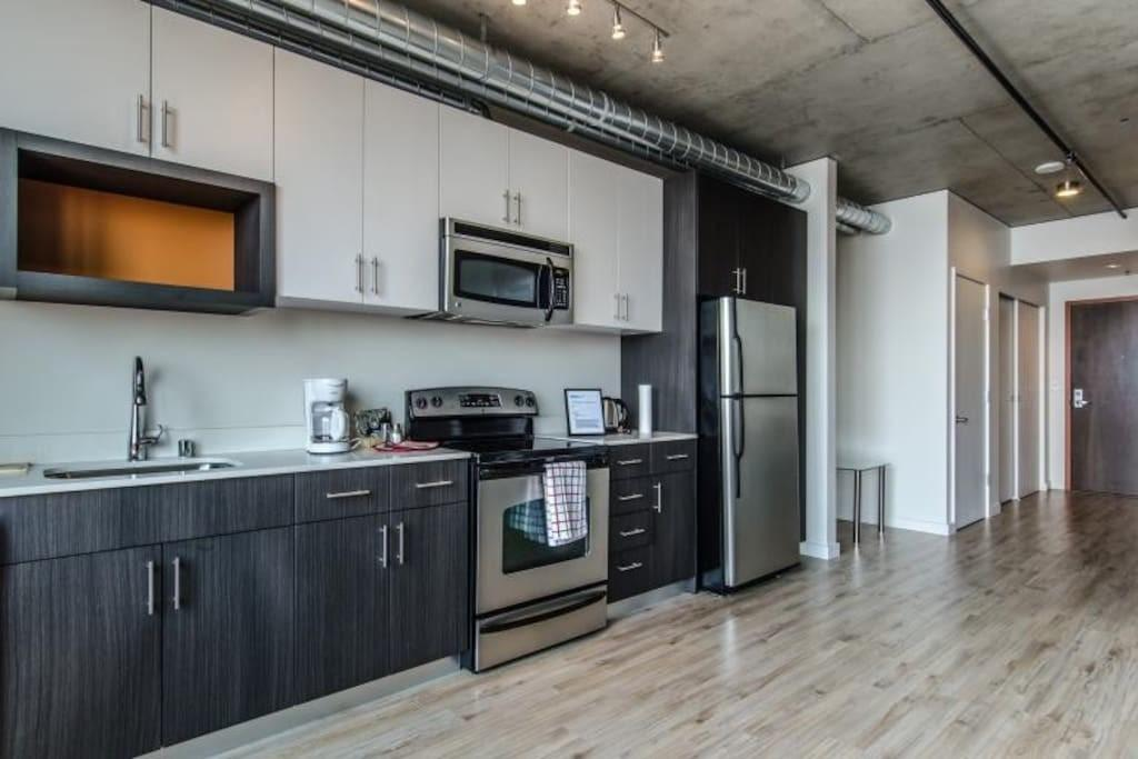 Seattle Modern Apartments Rent