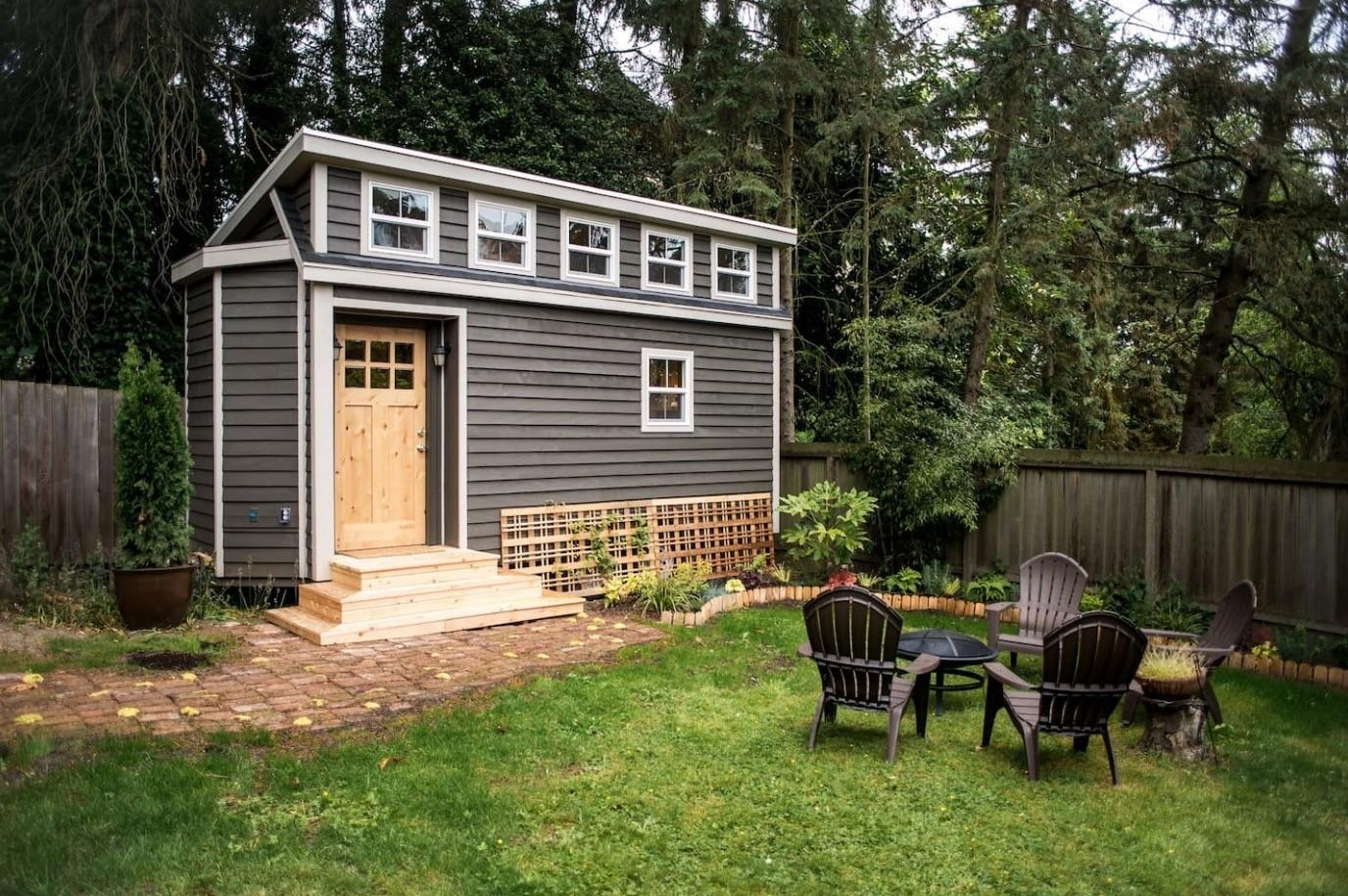 Seattle Tiny House Can Rent