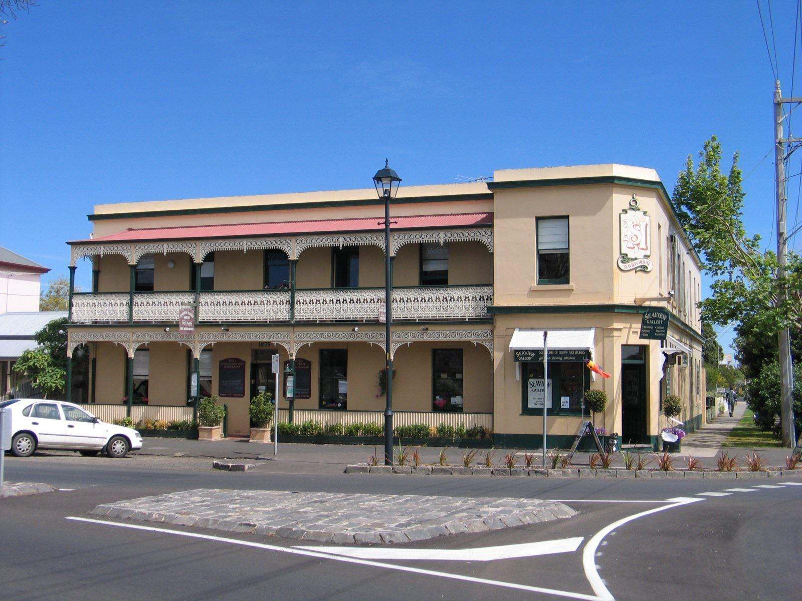 Seaview House Accommodation Queenscliff Victoria