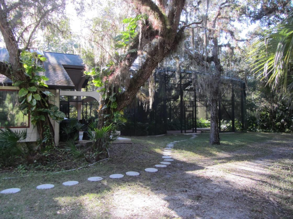 Secluded Estate Punta Gorda Charlotte County Florida