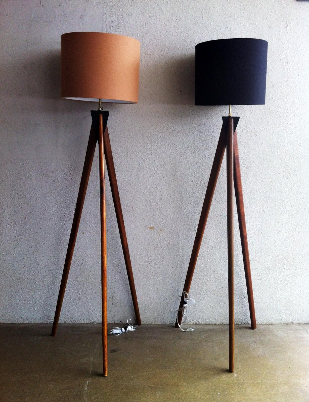 Second Charm Collections Scandinavian Inspired Lamps