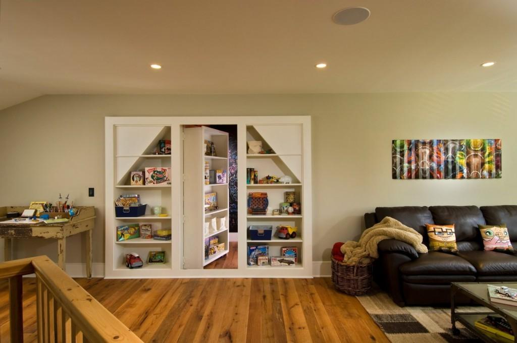 Secret Rooms Ideas Wish Have Your Home