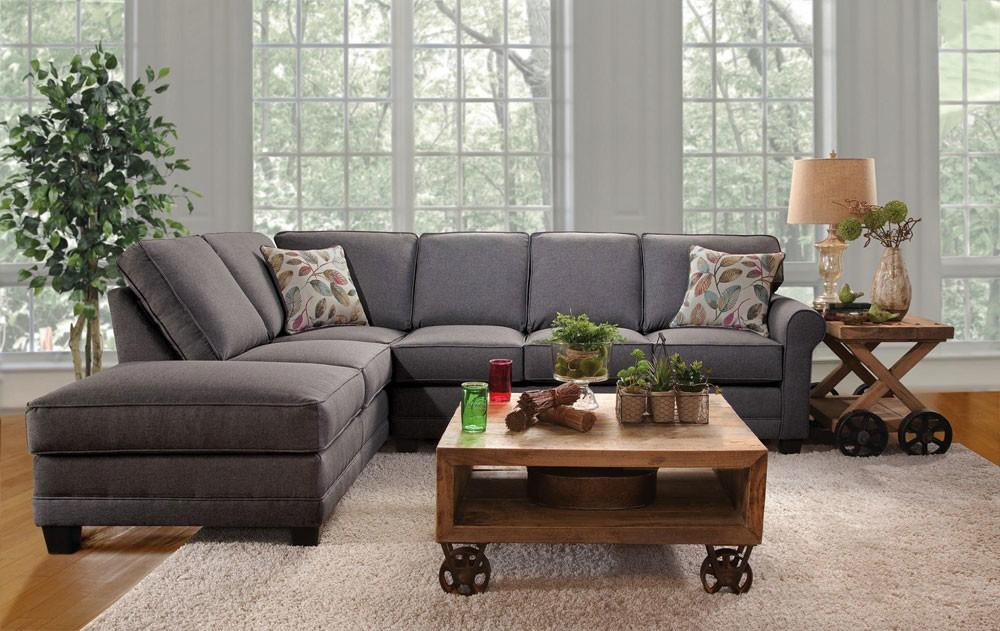Sectional Sofa Affordable Serta