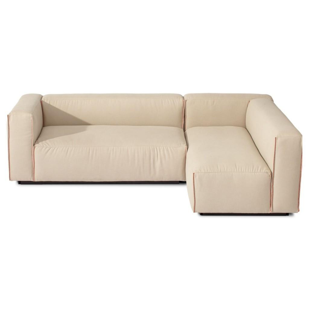Sectional Sofas Small Terracota Armless