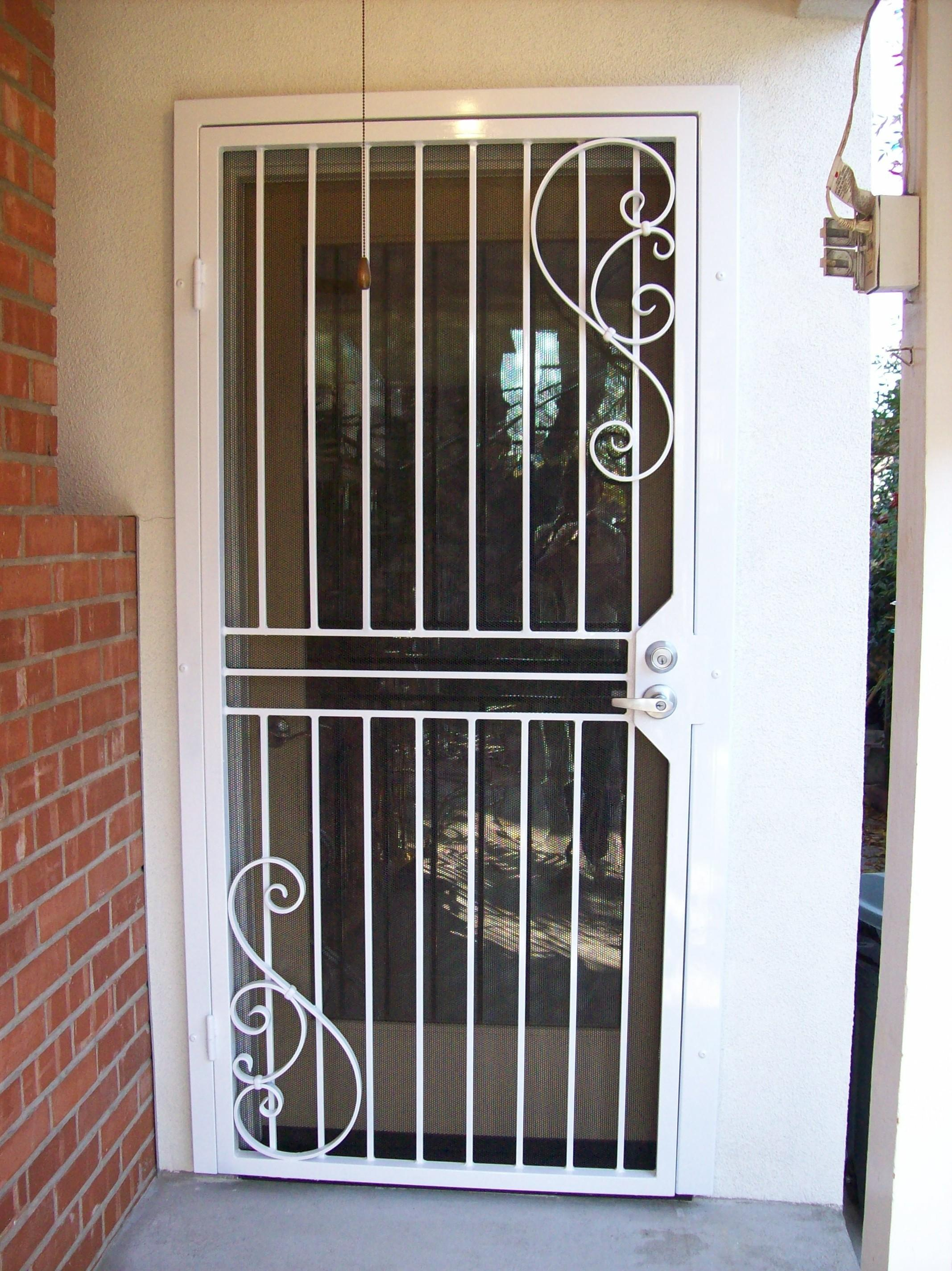 Secure Door Prosteel Security