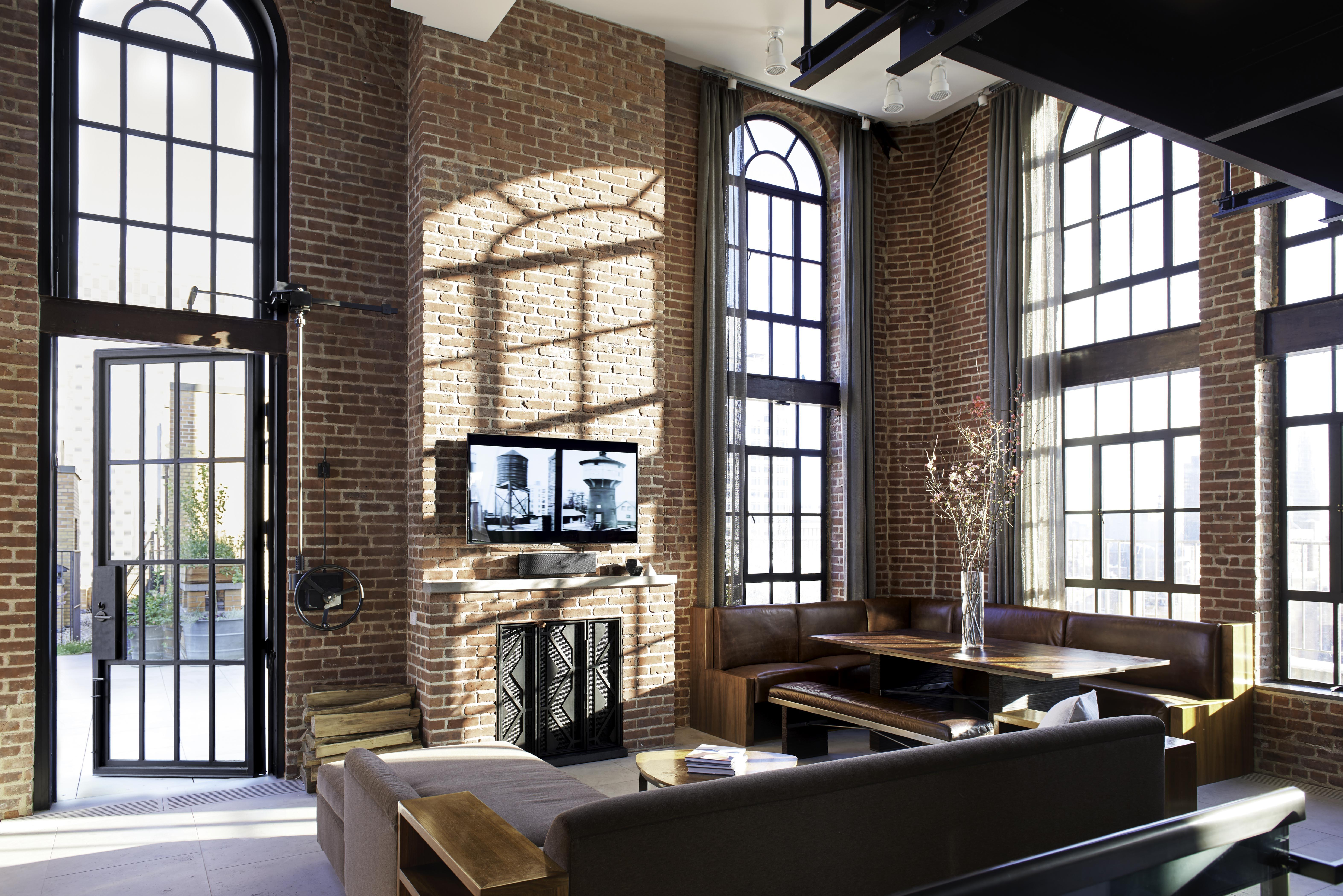 See Stunning Nyc Apartment Hidden Inside Water Tower
