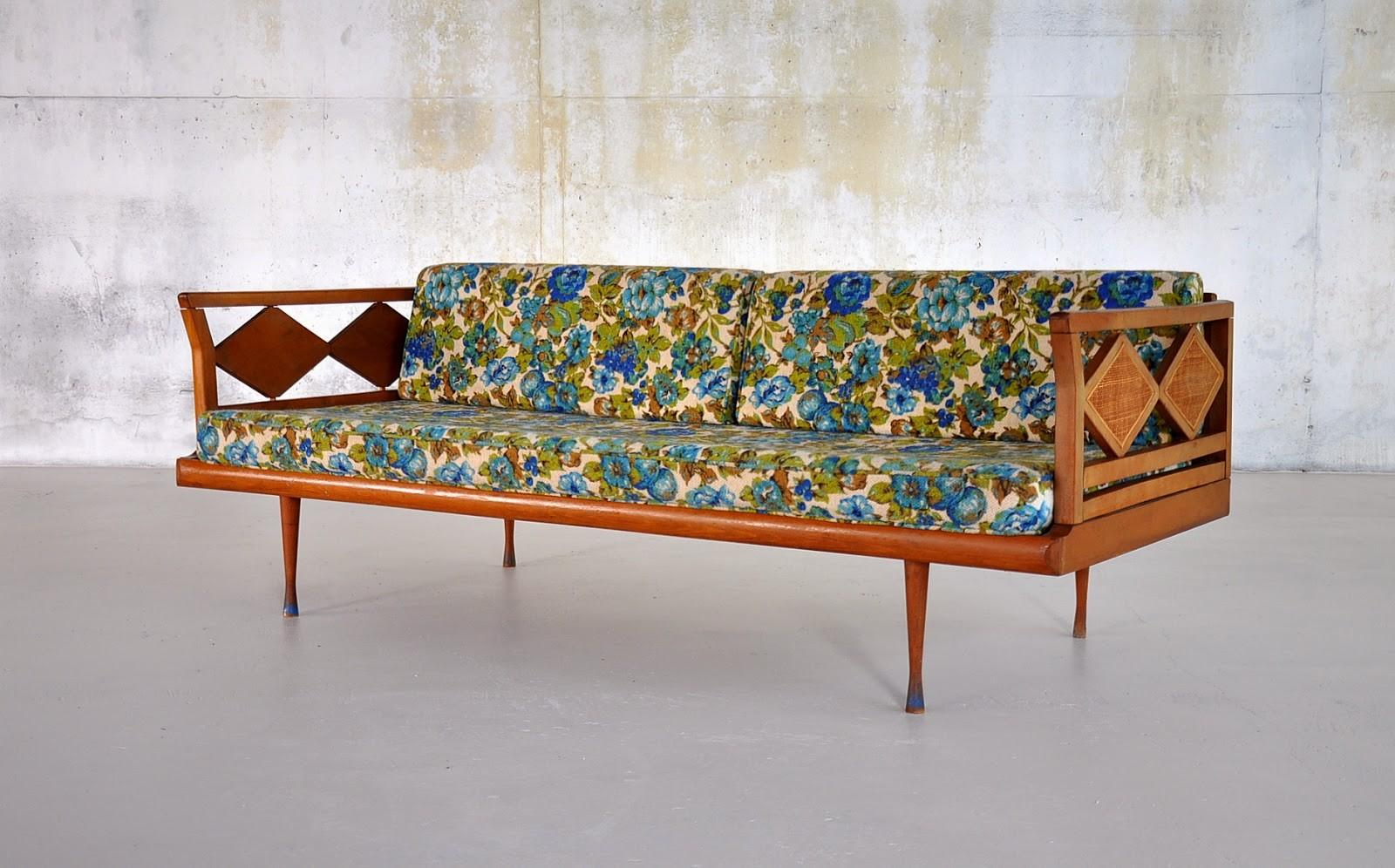 Select Modern Danish Daybed Sofa