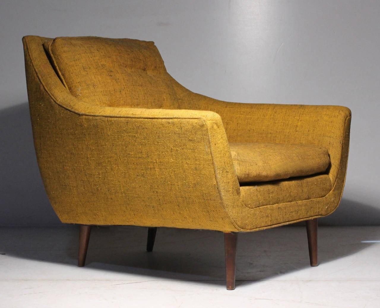 Selig Lounge Chair Chairs Seating