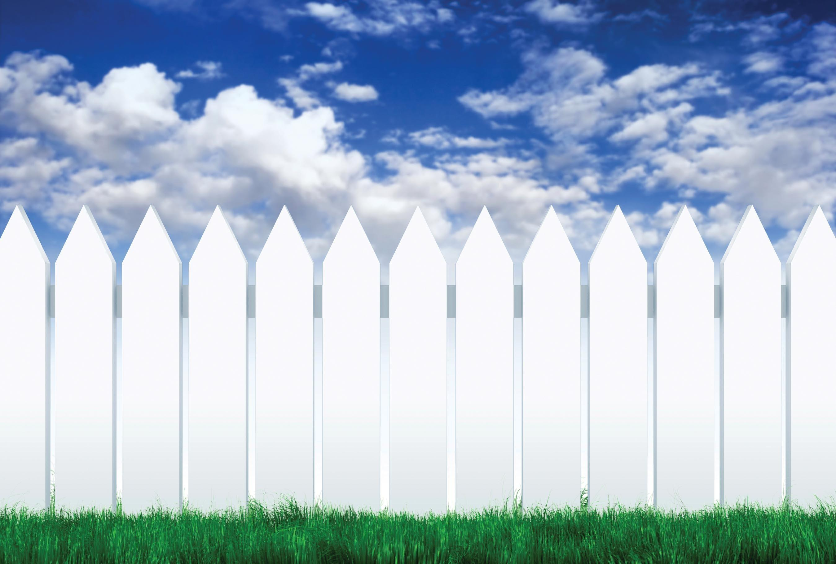 Selling Your Home Does Need White Picket Fence