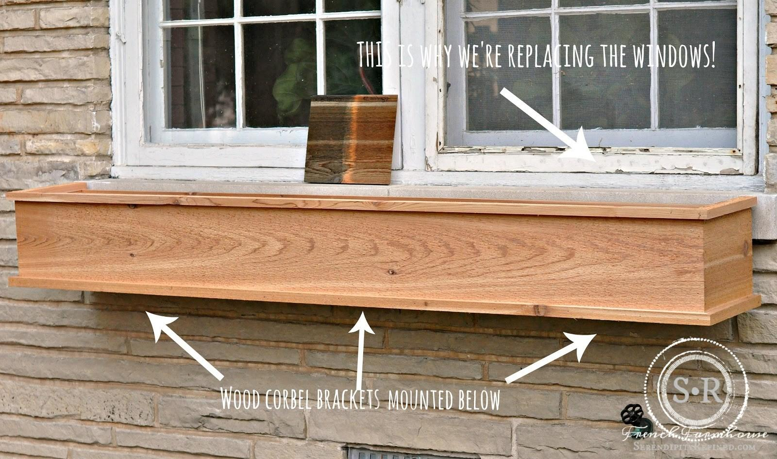 Serendipity Refined Blog Build Diy Rustic Cedar