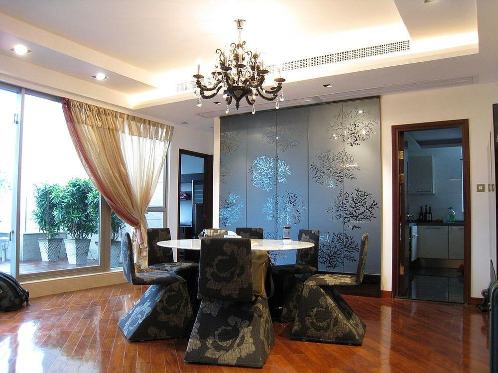 Serene Practical Asian Style Dining Rooms Best
