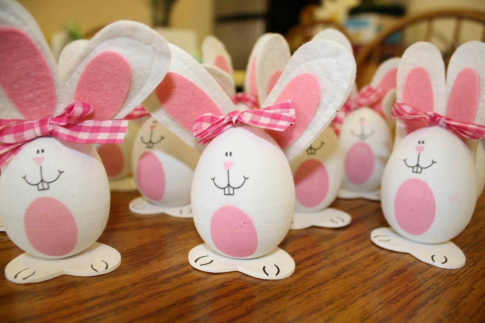 Serenity Assisted Living Spring Easter Crafts Galore