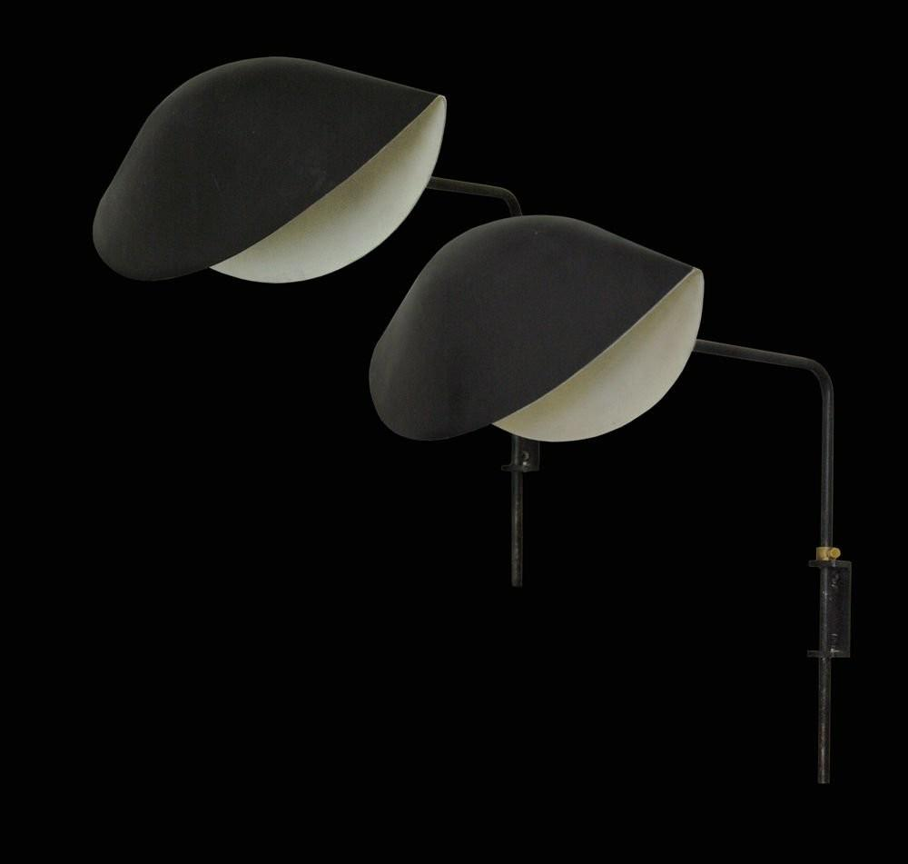 Serge Mouille Anthony Wall Lamps 1stdibs