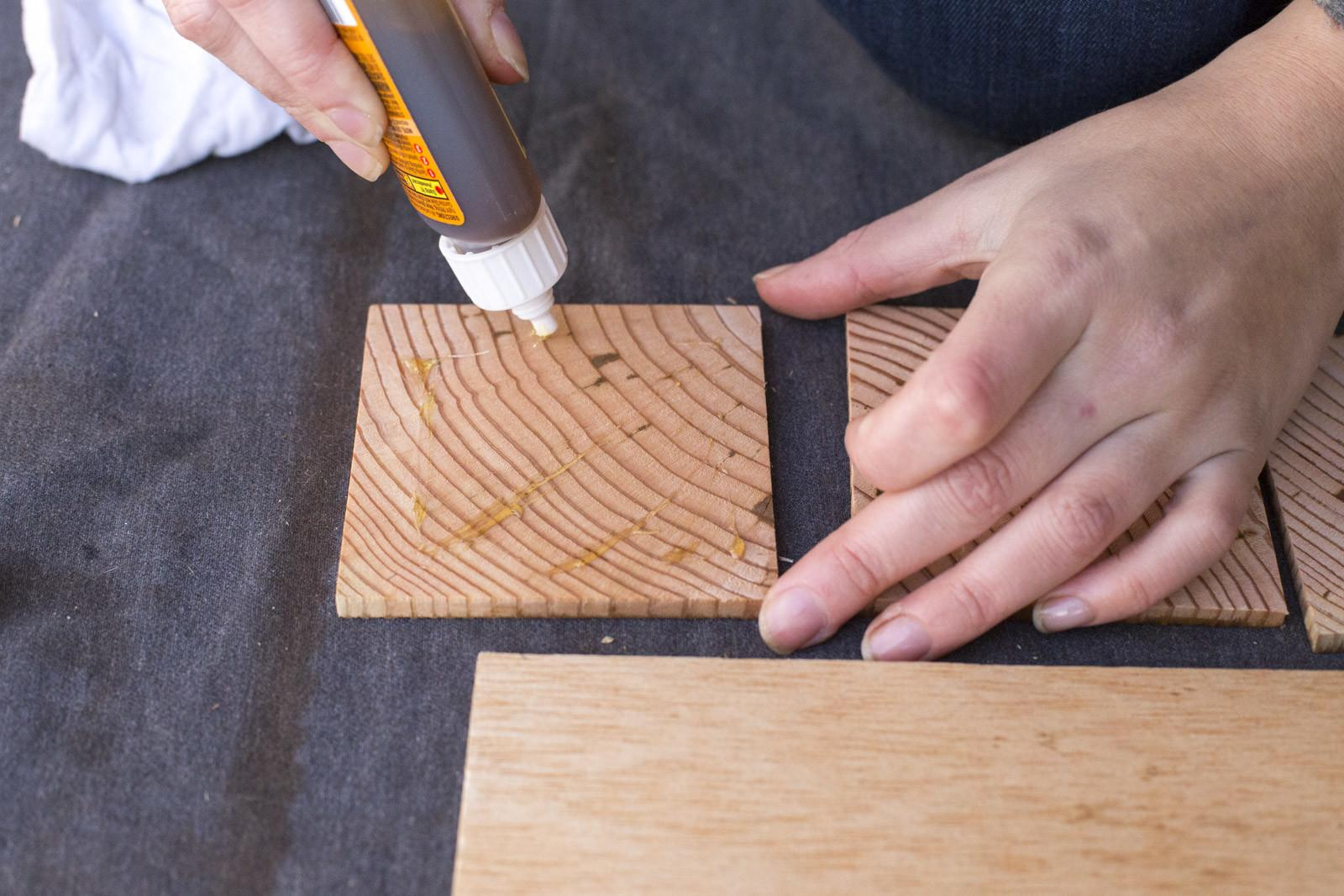 Serving Tray Diy Make Stained Wood