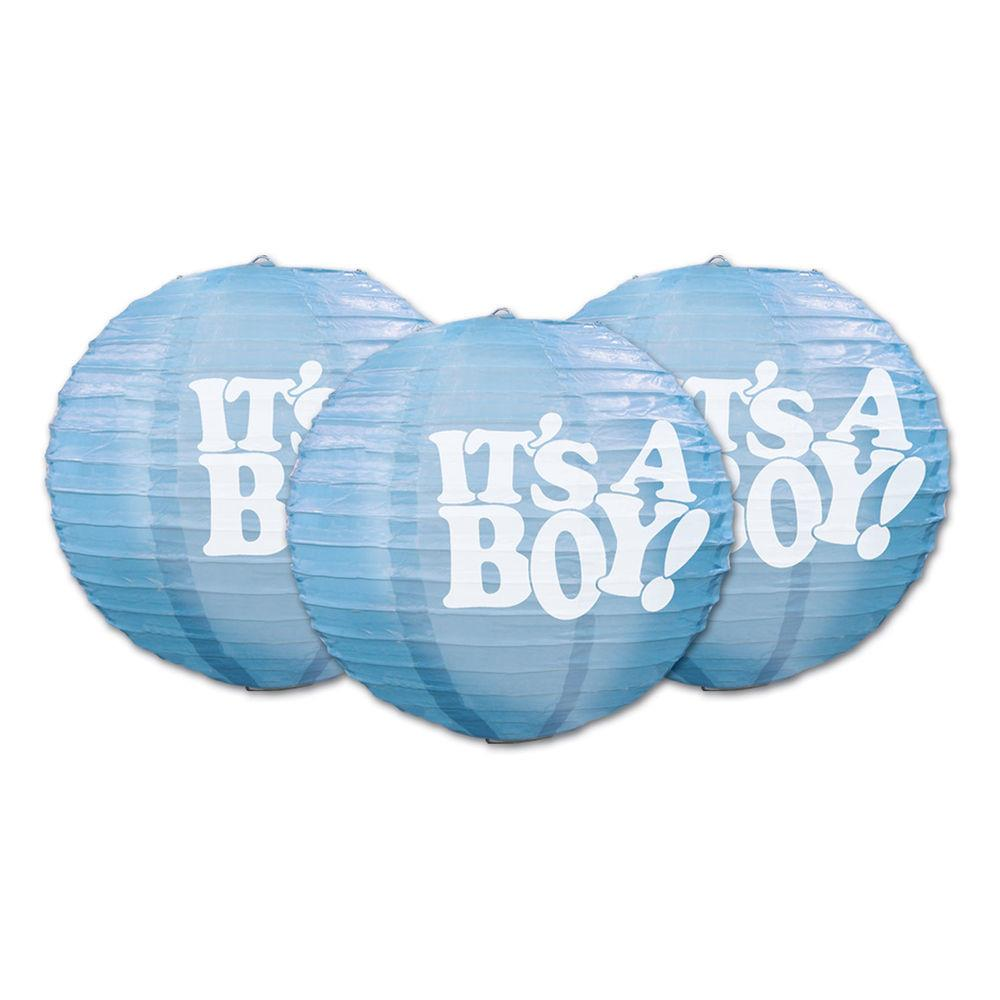 Set Baby Shower Party Decoration Hanging Paper